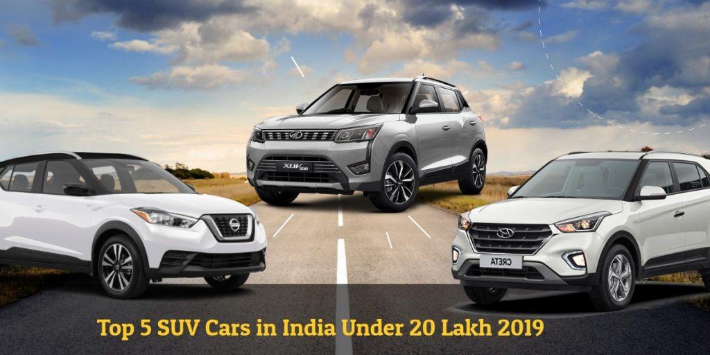upcoming suv car 2019