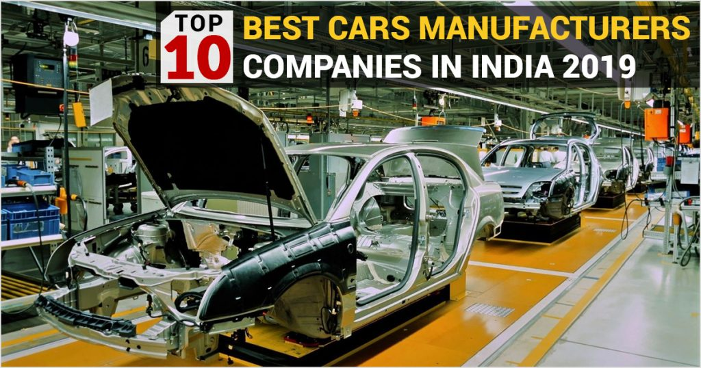 Top 10 Car Manufacturers