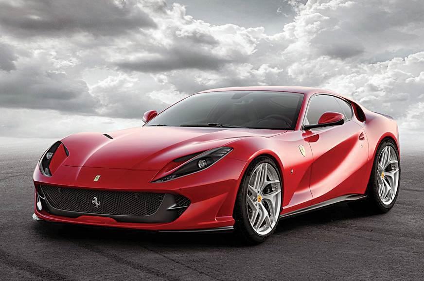 Ferrari GTC4 Lusso V12