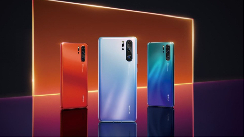 Huawei P30 & P30 Pro colour