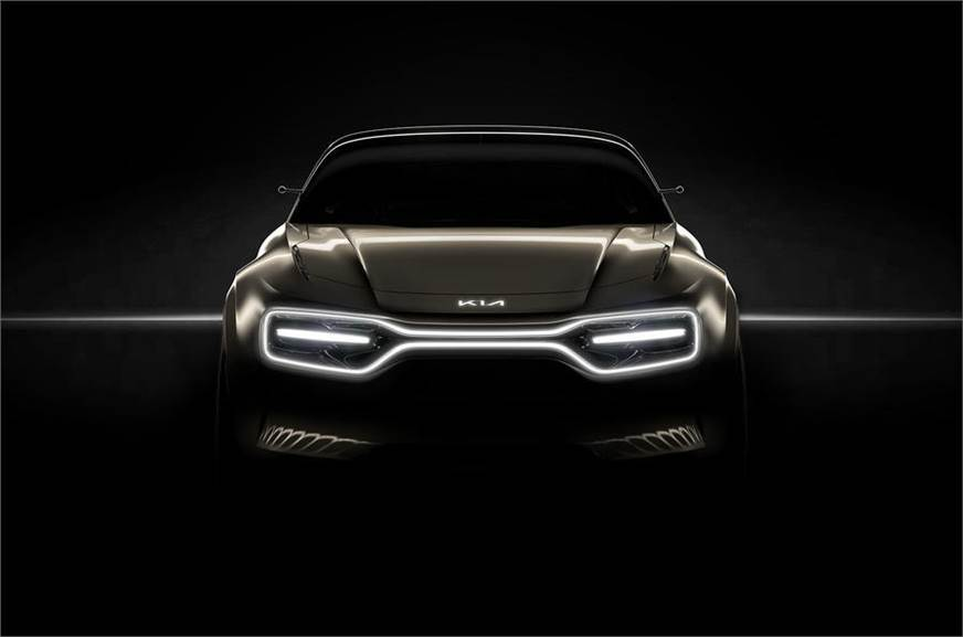 Kia performance EV concept