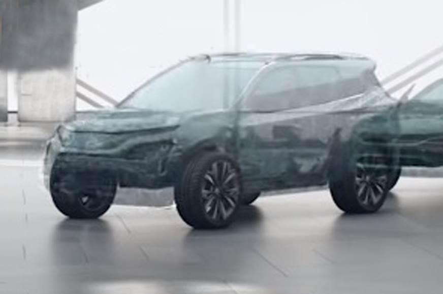 Tata Vision Hornbill micro-SUV concept