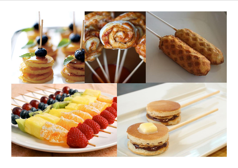 Image result for stick foods