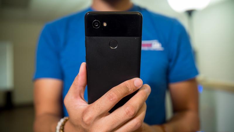 Google Pixel 2 Bokeh effect Camera